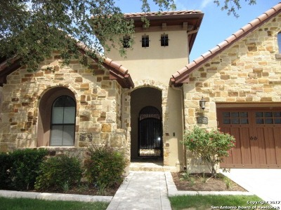 Bexar County Single Family Home Price Change: 2902 Spider Lily