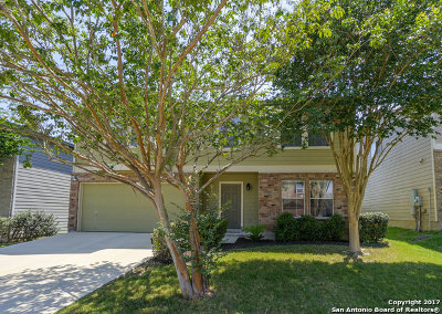 Cibolo Single Family Home For Sale: 113 Gatewood Clf