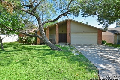 Single Family Home Price Change: 6234 Sunset Haven St