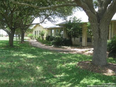 Atascosa County Farm & Ranch For Sale: 2575 Fm 536