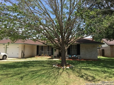 Schertz Single Family Home For Sale: 113 Meadow Ln