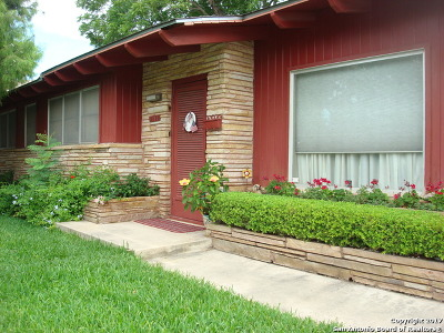 San Antonio Single Family Home Back on Market: 1139 Greer St.