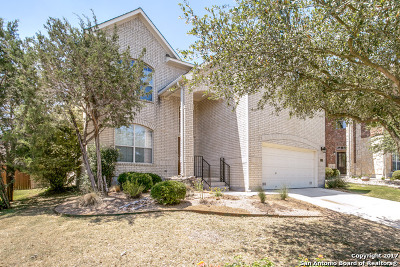 Cibolo Canyons Single Family Home Price Change: 24007 Waterhole Ln