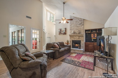 San Antonio Single Family Home Back on Market: 3423 River North Dr