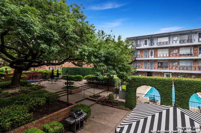 Condo/Townhouse For Sale: 8401 New Braunfels Ave #211A