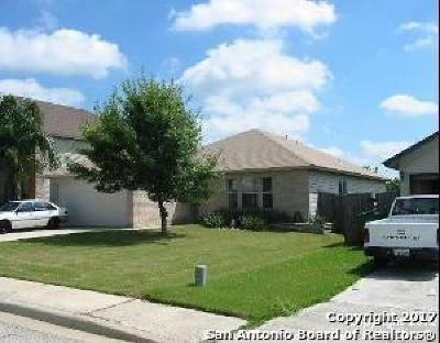 Schertz Single Family Home For Sale: 3312 Fresno Pl