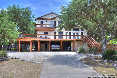 Canyon Lake Single Family Home Back on Market