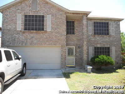 Converse TX Single Family Home For Sale: $189,900