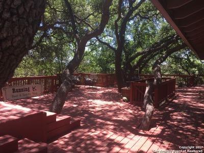 Spring Branch Single Family Home Back on Market: 1139 Burning Tree