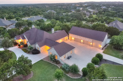 New Braunfels Single Family Home Back on Market: 2715 Trophy Point