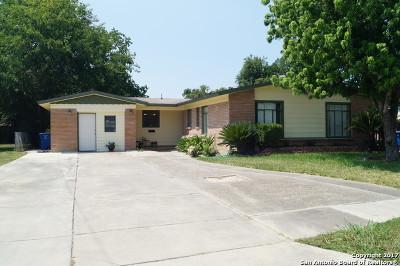 San Antonio Single Family Home Back on Market: 2431 W Magnolia Ave