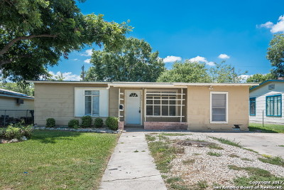San Antonio Single Family Home Back on Market: 438 E Amber St