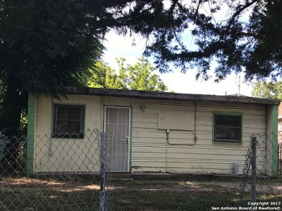 Single Family Home For Sale: 1223 Fenfield Ave