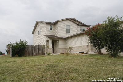 San Antonio Single Family Home For Sale: 3502 Heather Mdw