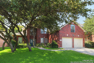 San Antonio Single Family Home Active RFR: 5119 Newcastle Ln