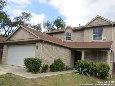 Bexar County, Comal County, Guadalupe County Single Family Home Back on Market: 9147 Ridge Ml