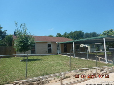 Single Family Home For Sale: 3030 Annarose Ln