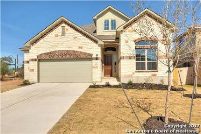 Bexar County Single Family Home For Sale: 21222 Capri Oaks