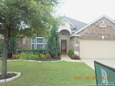 Helotes Rental Back on Market: 10608 Newcroft Pl