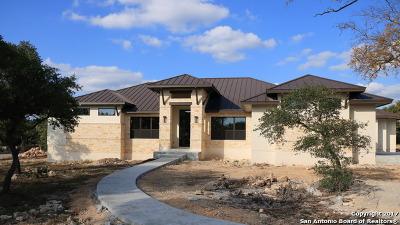 Fair Oaks Ranch Single Family Home For Sale: 8 Sendero Wds