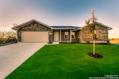 Single Family Home For Sale: 7411 Vista Grove