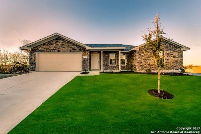 Single Family Home For Sale: 7307 Vista Grove