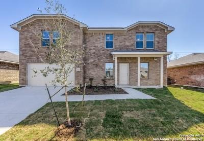 Single Family Home For Sale: 7415 Vista Grove