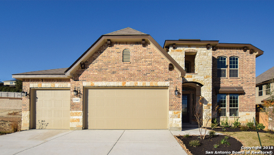 Alamo Ranch Single Family Home For Sale: 12443 Lake Whitney