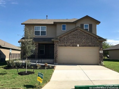 San Antonio Single Family Home For Sale: 11514 Tiger Woods