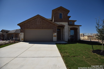 Cibolo Single Family Home For Sale: 417 Pearl Chase