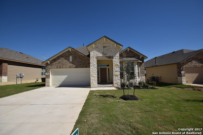 Cibolo Single Family Home For Sale: 420 Pearl Chase