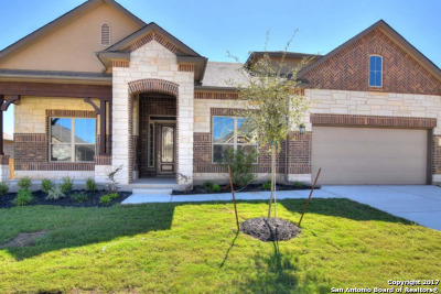 Cibolo Single Family Home Back on Market: 816 La Luna