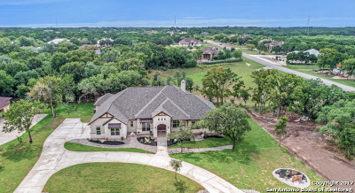 New Braunfels Single Family Home For Sale: 2610 Kangaroo Ct