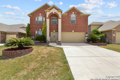 Cibolo Single Family Home Back on Market: 212 Arrowhead Cove