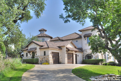 Cordillera Ranch Single Family Home For Sale: 75 Winged Foot