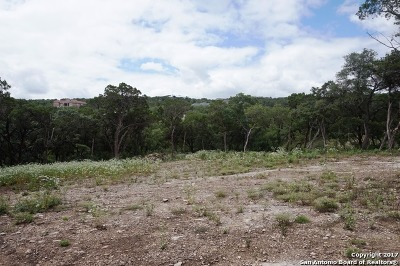 Helotes Residential Lots & Land For Sale: 15831 Revello Dr