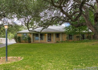 San Antonio Single Family Home For Sale: 10509 Mount Marcy