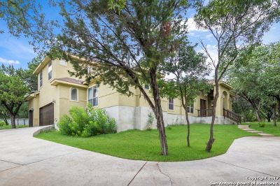 Helotes Single Family Home Back on Market: 17132 Bandera Rd
