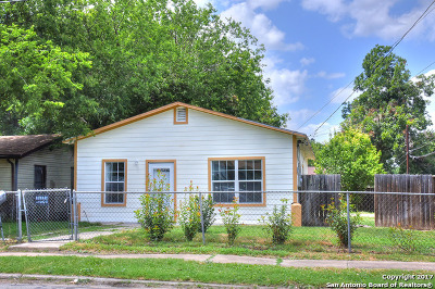 Single Family Home For Sale: 401 Carroll St