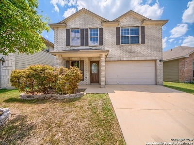 Single Family Home For Sale: 2623 Thunder Gulch