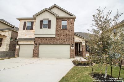 Single Family Home Price Change: 323 Canyon View Run