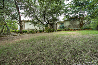 Helotes Single Family Home For Sale: 412 Shepherds Crook
