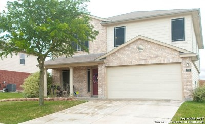 Schertz Single Family Home For Sale: 708 Eagles Glenn