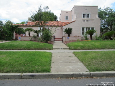San Antonio Single Family Home For Sale: 311 W Rosewood Ave