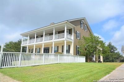 New Braunfels Single Family Home For Sale: 160 Mystic Oak