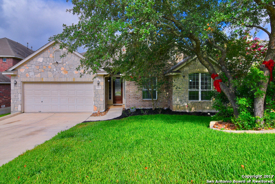 Bexar County Single Family Home Back on Market: 19515 Clay Oak
