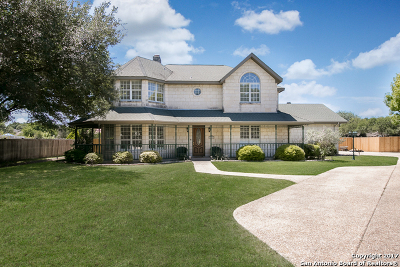 Guadalupe County Single Family Home Price Change: 120 Dover Grace