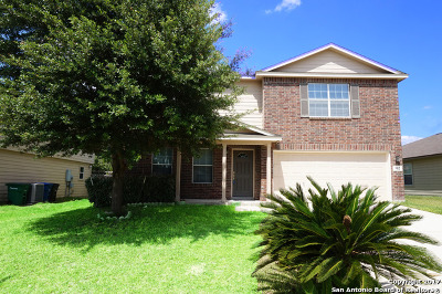 San Antonio Single Family Home For Sale: 902 Magnolia Bnd