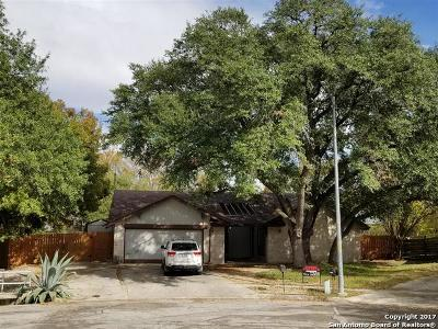 Universal City Single Family Home For Sale: 8422 Zodiac Dr