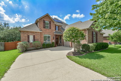 San Antonio Single Family Home Price Change: 3131 Monarch